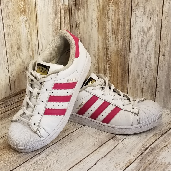 7b320fff adidas Shoes | Original Superstar Girls Size 2 Sneakers | Poshmark